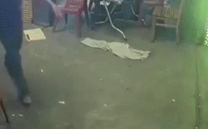 Xác định nguyên nhân côn đồ đập phá quán nhậu ở Đà Nẵng