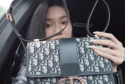 Sĩ Thanh: 'Tôi cảm thấy hoang mang khi bị tố dùng túi Dior fake'