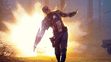 Nhung khoanh khac dep cua Captain America o MCU hinh anh