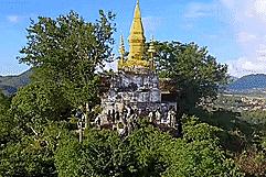 Luang Prabang - co do di san xinh dep cua Lao say long nhieu du khach hinh anh