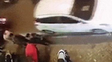 Nữ tài xế Lexus có nồng độ cồn khi đâm liên hoàn 9 xe ở Hà Nội