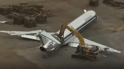 Bí ẩn nơi khai tử máy bay và nổi tiếng với những câu chuyện về UFO